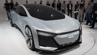 Audi Aicon: hat mit dem Auto von heute nur noch wenig gemeinsam