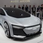 Autonomes Fahren: Audi stellt Konzepte für das fahrerlose Auto vor