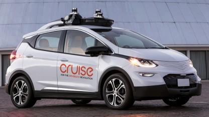 Das autonome Auto von Cruise Automation