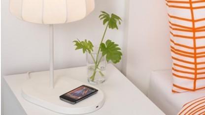 wireless qi wie die ikealampe das iphone l dt. Black Bedroom Furniture Sets. Home Design Ideas
