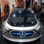 Concept EQA: Mercedes elektrifiziert die Kompaktklasse