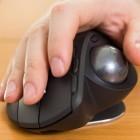 Trackball MX Ergo im Test: Vom Mausschubser zum Kugelroller