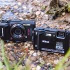 Olympus Tough TG5 vs. Nikon Coolpix W300: Die Schlechtwetter-Kameras