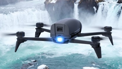Parrots neuer Quadcopter Bebop 2 Power