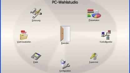 Der CCC hat selbst Patches für PC-Wahl entwickelt.