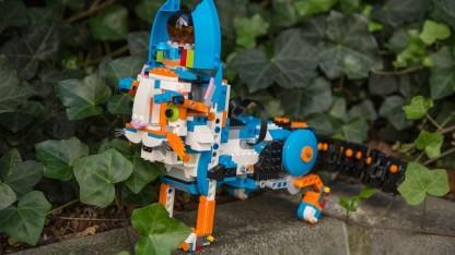 Lego Boost Katzenmodell
