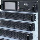 Redundanz: AEG stellt Online-USV für den 19-Zoll-Serverschrank vor