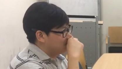 Die Nasensteuerung im Einsatz