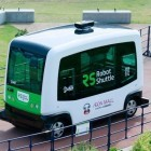 Autonomes Fahren: Japan testet fahrerlosen Bus auf dem Land