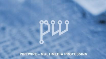 Pipewire ist auf Video ausgelegt, könnte langfristig aber auch Pulseaudio ablösen.