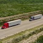 Platooning: Daimler fährt in den USA mit Lkw im autonomen Konvoi