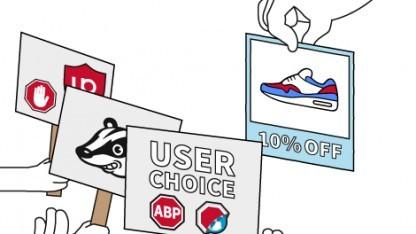 Adblock Plus blockiert wieder Werbung auf Facebook.