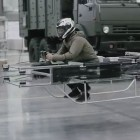 Luftfahrt: Kalaschnikow entwickelt Hoverbike