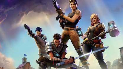 Artwort von Fortnite Battle Royale
