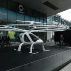 ÖPNV: Der Volocopter fliegt autonom in Dubai
