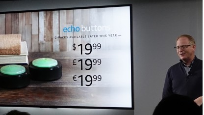 Amazons Echo Buttons
