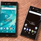 Sony: Xperia XZ1 und XZ1 Compact sind erhältlich