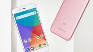 Das Mi A1 von Xiaomi soll auch nach Europa kommen.