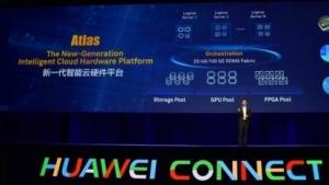 Huawei Atlas wurde auf der eigenen Konferenz vorgestellt.