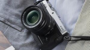 Die neue Fujifilm X-E3