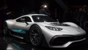 Mercedes AMG Project One: Kleinserie von 275 Fahrzeugen geplant
