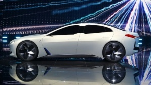 Der BMW i Vision Dynamics