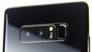 Die Dual-Kamera des Galaxy Note 8