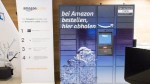 Locker heißen die Packstationen von Amazon.