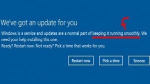 Das Creators Update scheint manche Systeme zu verlangsamen.