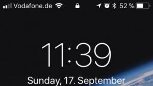 Das neue iOS 11