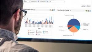 Gigyas Software kann Kundendaten analysieren und Statistiken bereitstellen.