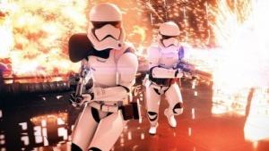 Anfang Oktober 2017 beginnt die Beta von Star Wars Battlefront 2.
