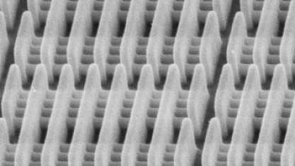 Transistoren eines Chips