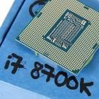 Core i7-8700K und Core i5-8400 im Test: Ein Sechser von Intel