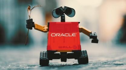 Oracle will KI und maschinelles Lernen anbieten.
