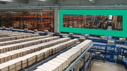 HPE-Apps kommen für Produktionsanlagen.