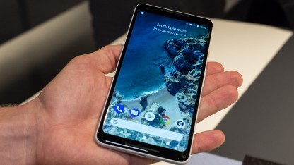 Googles neues Pixel 2 XL