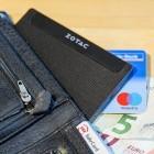 Zotac Zbox PI225 im Test: Der Kreditkarten-Rechner
