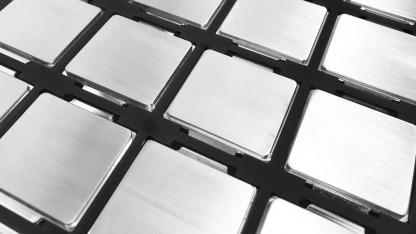 Heatspreader aus Silber für die Ultra Edition