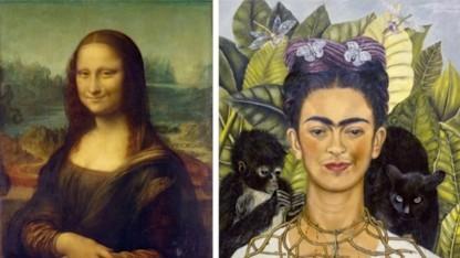 Wem die Mona Lisa nicht genug gelächelt hat ...