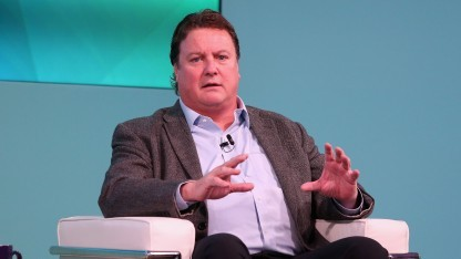 Symantec-CEO Greg Clark