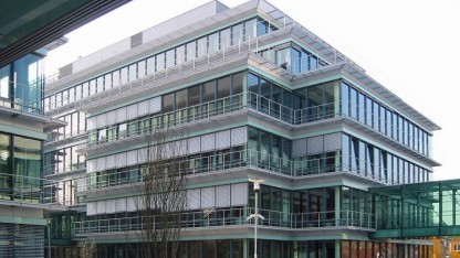 Die deutsche Accenture-Zentrale in Kronberg bei Frankfurt am Main