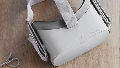Oculus Go soll Anfang 2018 auf den Markt kommen.