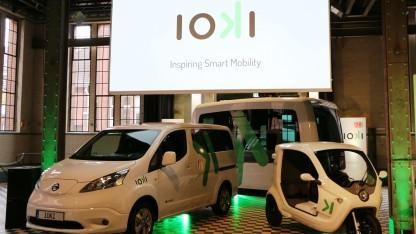 Mit elektrischen und autonomen Fahrzeugen will Ioki eine bessere Mobilität auf dem Land ermöglichen.
