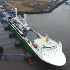 Flettner-Rotoren: Wie Schiffe mit Stahlsegeln Treibstoff sparen