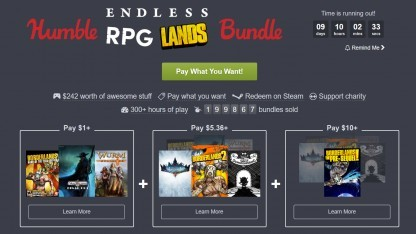 IGN hat Humble Bundle übernommen.