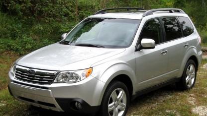 Der Subaru Forester wie er von 2008 bis 2010 gebaut wurde.