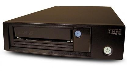 IBMs neues LTO-8-Laufwerk