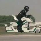 Hoverbike: Dubais Polizisten sollen Streife fliegen