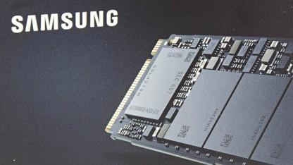 Samsung-SSD im M.2-Formfaktor